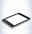 Tablet device vector image