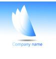 logo design company logo vector image