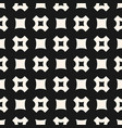 Seamless pattern with rounded squares vector image