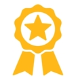Certification Seal Icon vector image