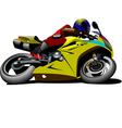 al 0512 moto 01 vector image vector image