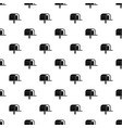mailbox pattern vector image