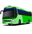 al 0216 bus vector image vector image