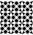 moroccan tiles design geometric seamless pattern vector image