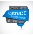 Banners for web vector image vector image