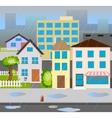street vector image