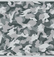 war grey urban camouflage seamless pattern can vector image