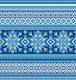 Scandinavian pattern seamless vector image