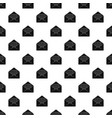 envelope with sheet of paper pattern vector image
