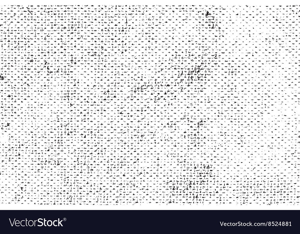 Distress thread texture vector