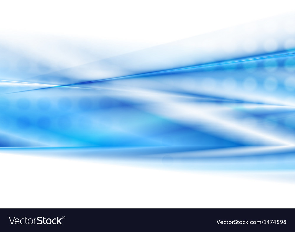 Blue colourful background vector