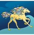 Arabic Horse vector image