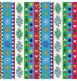 Tribal ethnic seamless vector image