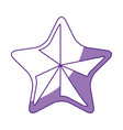 star rate symbol vector image