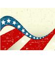 illustration of grange patriotic background vector image
