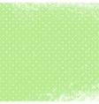 Polka Grunge vector image
