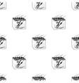 Skin icon in black style isolated on white vector image