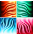 Texture Set vector image