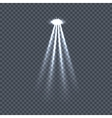 Illumination with Light Effects on Transparency vector image