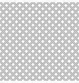 Seamless pattern small crosses vector image