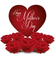 Happy Mothers day design vector image