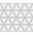 Geometric volumetric light pattern vector image