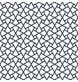 black and white arabic background vector image
