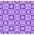 Seamless geometric pattern in the cell vector image