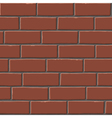 red bricks tex vector image