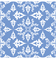 floral victorian seamless vector image vector image