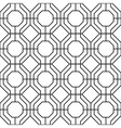 Seamless Background Monochrome Tile vector image vector image