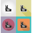 sport flat icons 27 vector image vector image