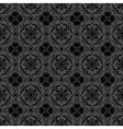 Elegant Floral Damask Pattern vector image vector image