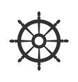 Wheel symbol vector image