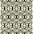 Geometric stylish background vector image