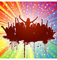 party theme vector image