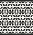 Lace pattern monochrome seamless texture vector image