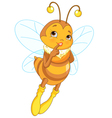 Femininity Bee vector image vector image