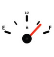 gas meter vector image