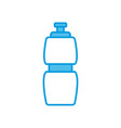 thermo bottle isolated vector image