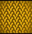 creative classic golden design vector image