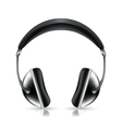 Head phones icon vector image