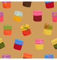 Bright jam pattern vector image