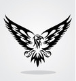 Eagle Tribal vector image