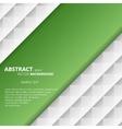 Designer gray monochrome template greeting card vector image
