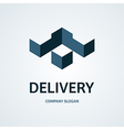 Delivery Logo Concept vector image vector image