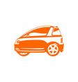 Ultra light vehicle vector image