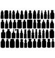 Medicine bottle vector image vector image