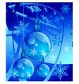 snowflake design vector image vector image