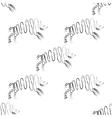 boar seamless pattern vector image